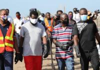 DRIVE THROUGH BRIDGE CONSTRUCTION TO BEGIN SOON IN GHANA