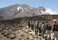 TANZANIA GOVT. ALLOCATE FUND TO CONSTRUCT VIP ROUTE ON MT. KILIMANJARO