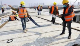 HOW TO SOCIAL DISTANCE IN CONSTRUCTION SITE