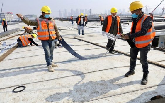 how to social distance on site