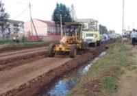 KENYA's KASARANI-MWIKI ROAD REPAIR BEGINS