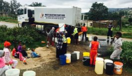 KWAZULU-NATAL GETS WATER SUPPLY BOOST IN SOUTH AFRICA