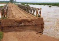 RWANDA GOVT. TO RESTORE KANYONYOMBA BRIDGE