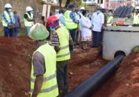 construction of Kiambu-Ruaka water supply
