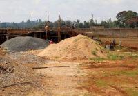 KENYA MANGA STADIUM INCURRING CONSTRUCTION COST WITH NO STRUCTURE