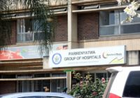 ZIMBABWE's PARIRENYATWA HOSPITAL RENOVATION STILL NEED MANPOWER
