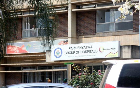 Parirenyatwa Hospital renovation