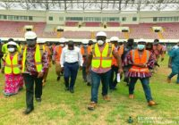 GHANA ESSIPUN SPORT STADIUM GETS RENOVATION FUNDS