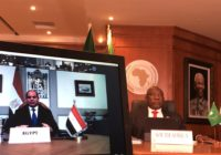 AFRICAN UNION TO FACILITATE THE RESOLUTION OF GERD PROJECT