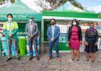LAFARGE ZAMBIA VIBE TO SUPPORT TUBALANGE HOSPITAL