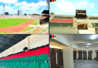 RENOVATION WORKS ALMOST COMPLETED AT NYAYO NATIONAL STADIUM – KENYA