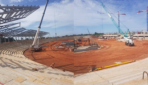 STADE DE YAMOUSSOUKRO CONSTRUCTION IS PROGRESSING WELL – IVORY COAST