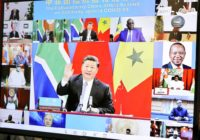THE EXTRAORDINARY CHINA-AFRICA SUMMIT ON SOLIDARITY AGAINST COVID-19