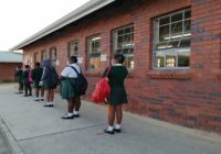 WATER SHORTAGE AFFECT SCHOOL RESUMPTION IN KWAZULU-NATAL, SA