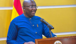 GHANA VP SAY CONSTRUCTION OF 88 DISTRICT HOSPITALS TO KICK-OFF IN JULY