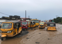 COMMUTER COMPLAIN OF BAD ROUTE IN VAI TOWN, LIBERIA