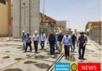 KHARAFI NATIONAL COMPLETE CONSTRUCTION OF 500kV SUBSTATION IN EGYPT