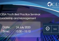 CESA Youth Best Practice Webinar: Leadership and Management