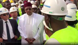 CONSTRUCTION OF THE GENERAL SEYNI KOUNTCHE BRIDGE – NAIMEY, NIGER