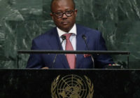 EARLY SIGNS OF STABILITY IN GUINEA-BISSAU GIVES HOPE FOR DEVELOPMENT