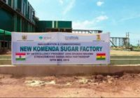 PARK AGROTECH TO INVEST IN GHANA SUGAR PRODUCTION