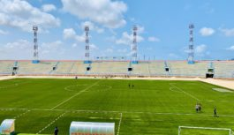 MOGADISHU STADIUM RETURNS BACK TO GLORY