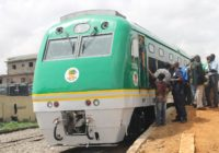 TRAIN SERVICE STILL SUSPENDED IN NIGERIA