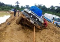 SOUTH-EAST COMMUNITY COMPLAINED ABOUT BAD ROAD IN LIBERIA