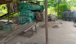 14 YEARS AFTER CONSTRUCTION, FACTORY REMAINS ABANDONED IN NIGERIA