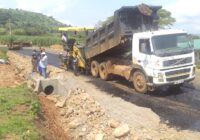 TARMACKING OF 93KM LONG ROAD IN KERICHO COUNTY NEARS COMPLETION