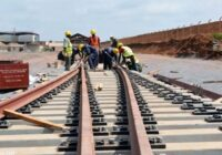 DAR-MORO SGR CONSTRUCTION PACE COMMENDED IN TANZANIA