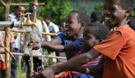 FUND NEEDED TO REPAIR PAWE PORTABLE WATER DAM IN ETHIOPIA