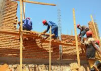 RWANDA GOVT. SAY 22,000 CLASSROOM CONSTRUCTION NEARLY COMPLETED