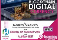 APWEN e-Learning ON BLOCKCHAIN TECHNOLOGY