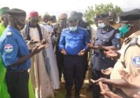 THE GAMBIA IGP INAUGURATE TWO NEW POLICE FACILITIES