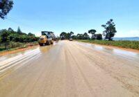 UGANDA's KITALA-GERENGE ROAD CONSTRUCTION AT 60% COMPLETE