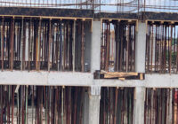 GHANA UPSA 10-STOREY BUILDING MOVING ON A STEADY PACE