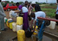 BULAWAYO COUNCIL CUT WATER SUPPLY FOR SUBURBS IN ZIMBABWE