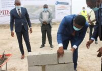 ANGOLA FIRST LOCAL AUTHORITY BUILDING CONSTRUCTION BEGINS