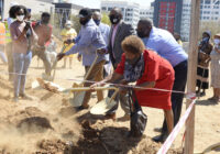CONSTRUCTION OF NEW MALL BEGINS IN BOTSWANA
