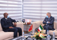 MOROCCO AND EQUATORIAL-GUINEA OPEN DISCUSSION ON TRADE INDUSTRY