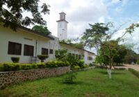 CONTRACTOR HANDOVER COMPLETED ADMINISTRATIVE BUILDING IN GHANA