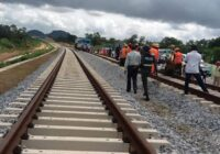 DAR-ISAKA RAILWAY CONSTRUCTION AT FINAL STAGE IN TANZANIA