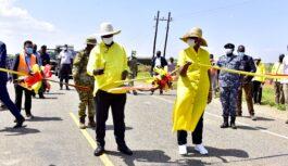 UGANDA PRESIDENT COMMISSION SOROTI-MOROTO ROAD PROJECT