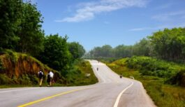 66KM ROAD CONSTRUCTION COMPLETED IN LIBERIA