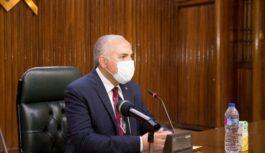 MINISTER SAYS EGYPT CANAL READY FOR RAINING SEASON