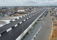 THE GARDEN CITY OF NIGERIA GET NEW FLYOVER BRIDGE
