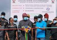 NIGERIA GOVERNOR FLAG-OFF RECONSTRUCTION OF ETI OSA-LEKKI-EPE EXPRESSWAY AFTER 40YEARS WAIT