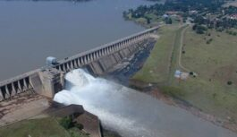 VAAL DAM WATER LEVEL INCREASE FOR SECOND WEEK RUNNING IN SA