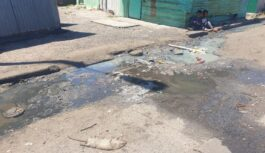 LANGA RESIDENTS COMPLAIN OF OVERFLOWING SEWAGE IN SA